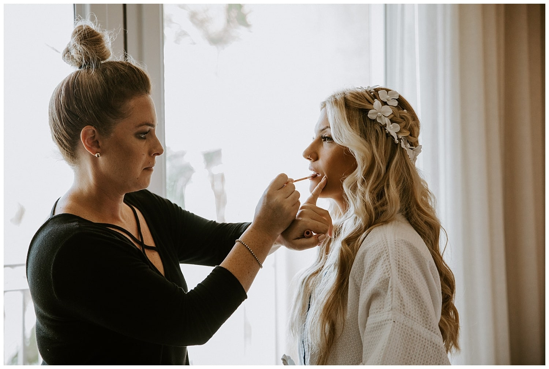 bridal makeup florida keys