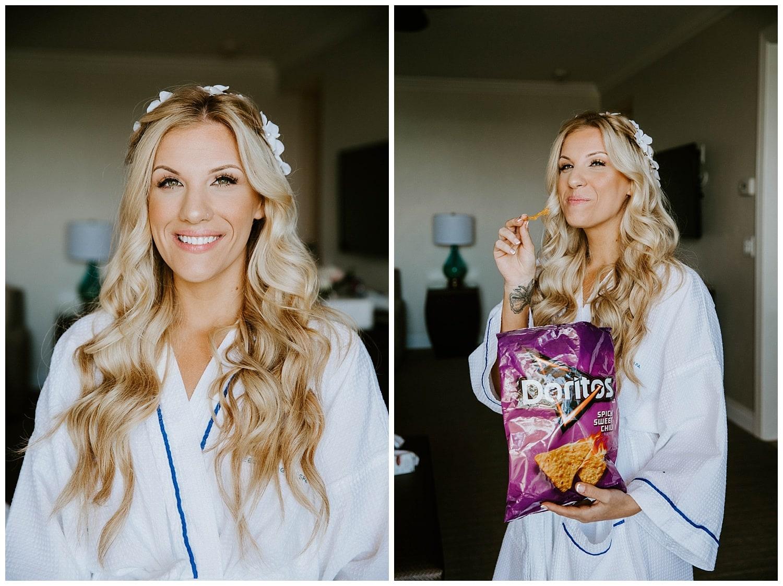 doritos bridal snack