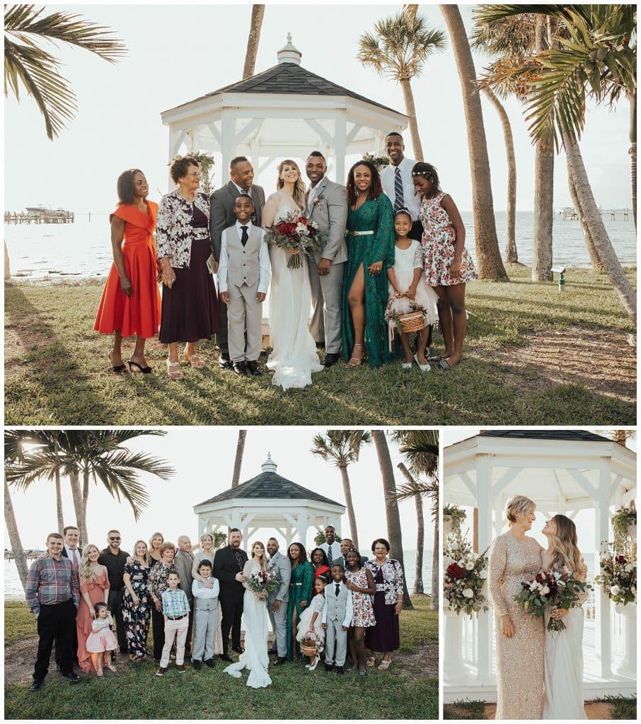 Pietro's on the river wedding