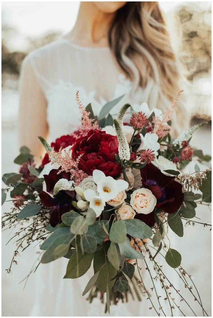a goode florist bridal bouquet