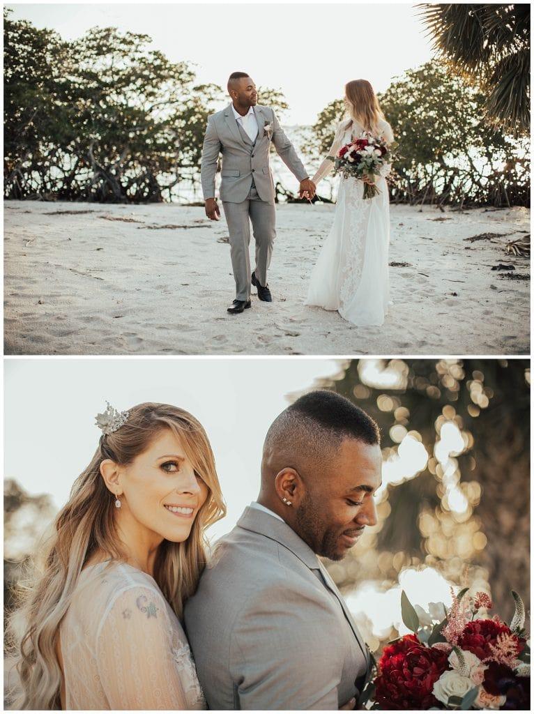 Jensen beach wedding