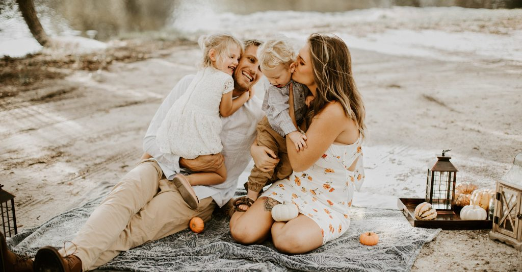 white city park family photos