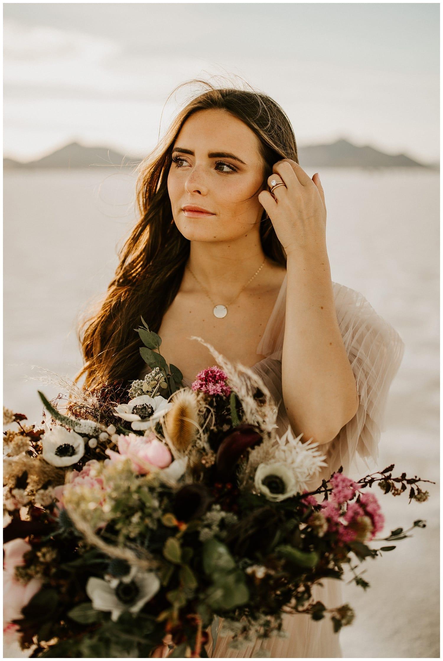 bonneville salt flats elopement, salt flats wedding, photographers in utah, utah wedding photographers