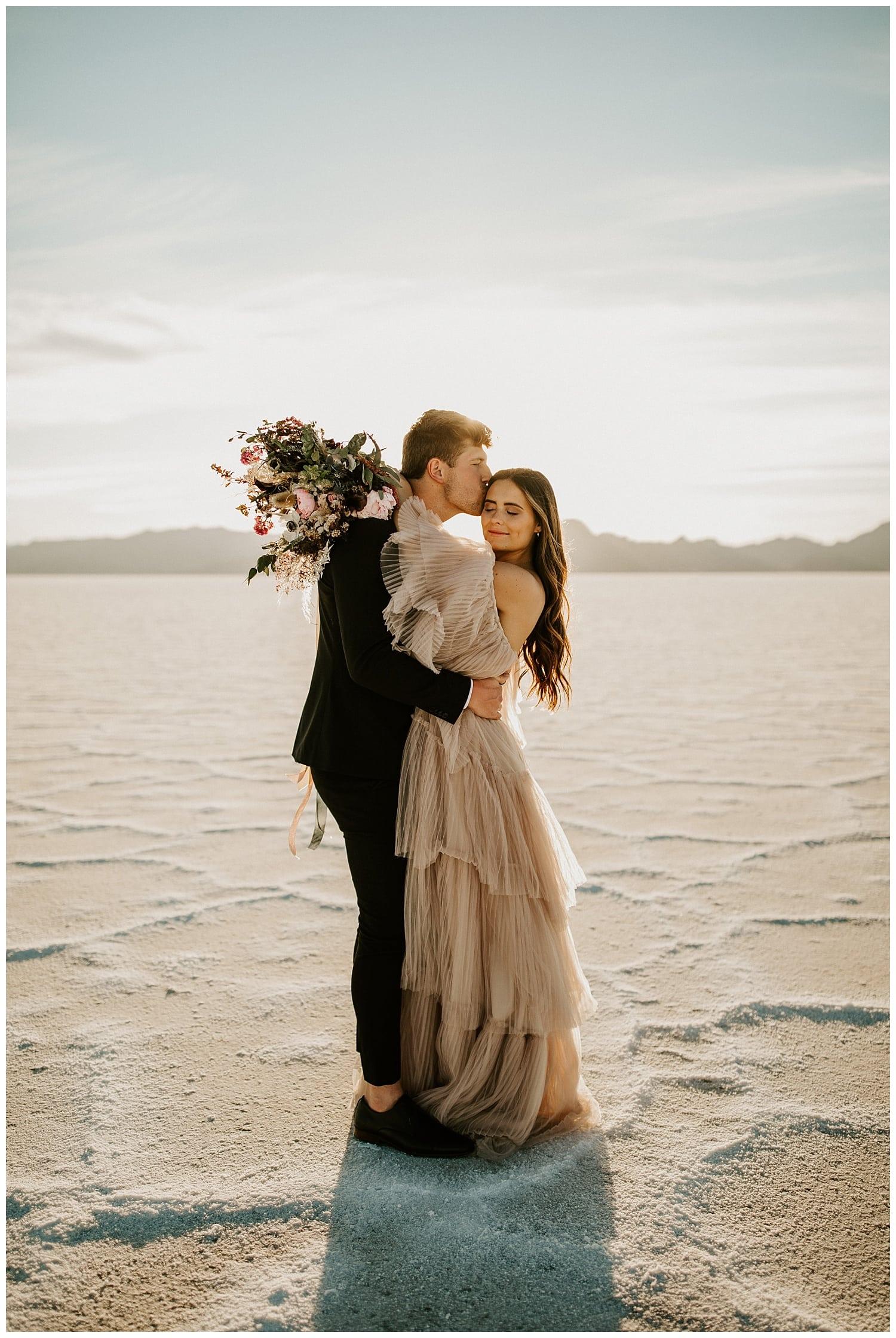 bonneville salt flats sunset, utah photographers, wedding photographers in salt lake city